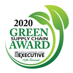 2020 Green Supply Chain Award